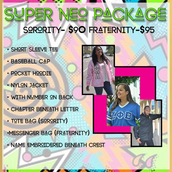 """Super Neo"" Package"