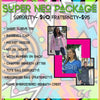 "Alpha Kappa Alpha - ""Super Neo"" Package"