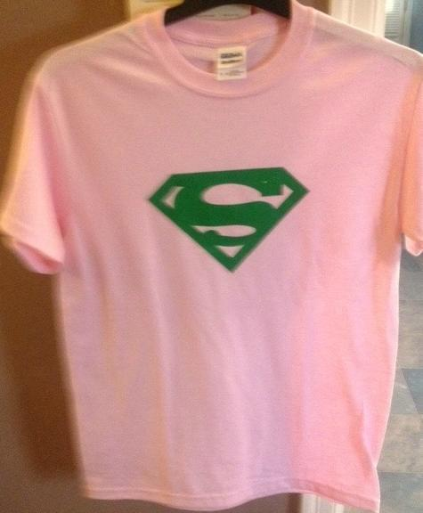 Superwoman Tee