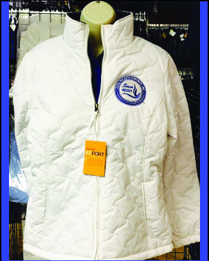 Zeta Phi Beta Quilted Jacket
