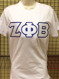 Zeta Phi Beta Short Sleeve Tee