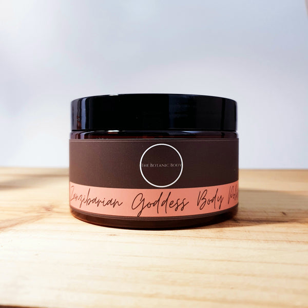 Zanzibarian Goddess Body Polish