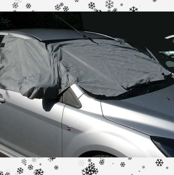 Nissan Leaf Universal Anti Frost Snow Ice Wind Screen Protector Cover