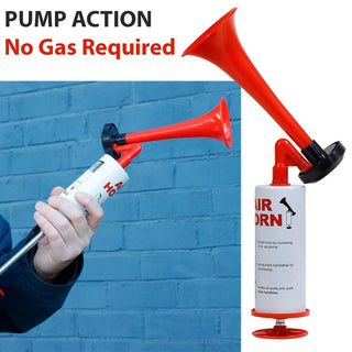 Streetwize Hand Held Non-Gas Sports Events Party Games Air Horn - UKB4C