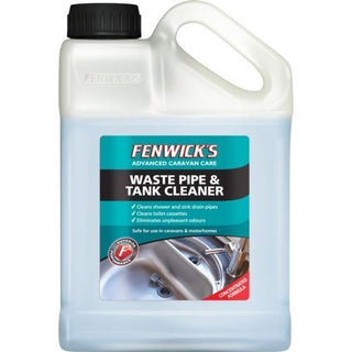 Fenwicks Waste Pipe and Tank Cleaner - 1 Litre - UKB4C