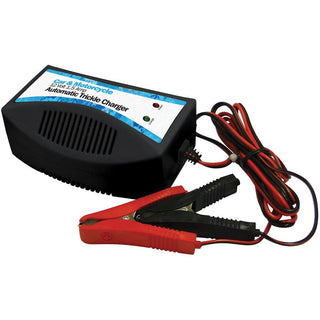 Car 12v battery charger trickle charge for STORAGE automatic cut out DEEP cycle - UKB4C