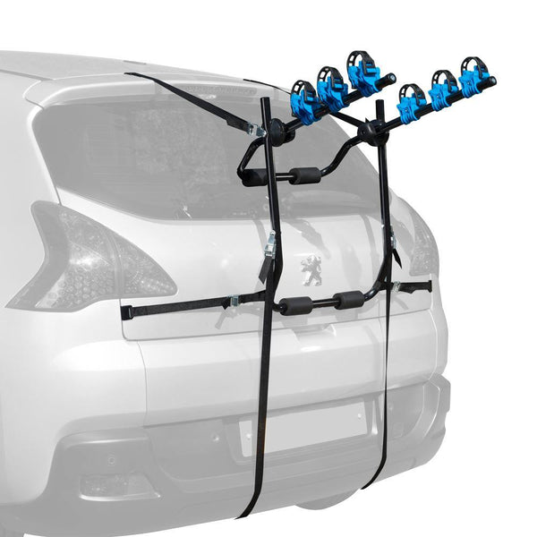 fits Renault Captur 2013-2017 3 Cycle Carrier Rear Tailgate Boot Bike Rack