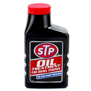 2x Oil Treatment 300ml For Diesel Engines - Reduce Oil Consumption Protect - STP - UKB4C