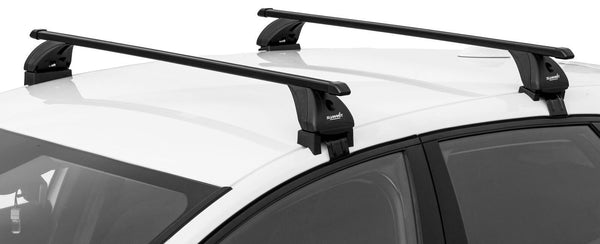 Locking Roof / Rack Cross Bars & Deck fits BMW 5 Series Touring E61 2004 - 2011 - UKB4C