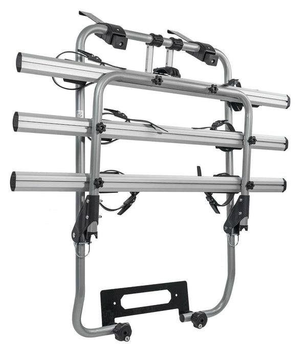 MENABO BIKE RACK CYCLE CARRIER TAILGATE FITS VW T6 TRANSPORTER CAMPERVAN