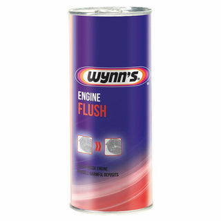 3x Wynns Engine Flush 425ml For Petrol & Diesel Cleans Engines Internally - Bars4Cars