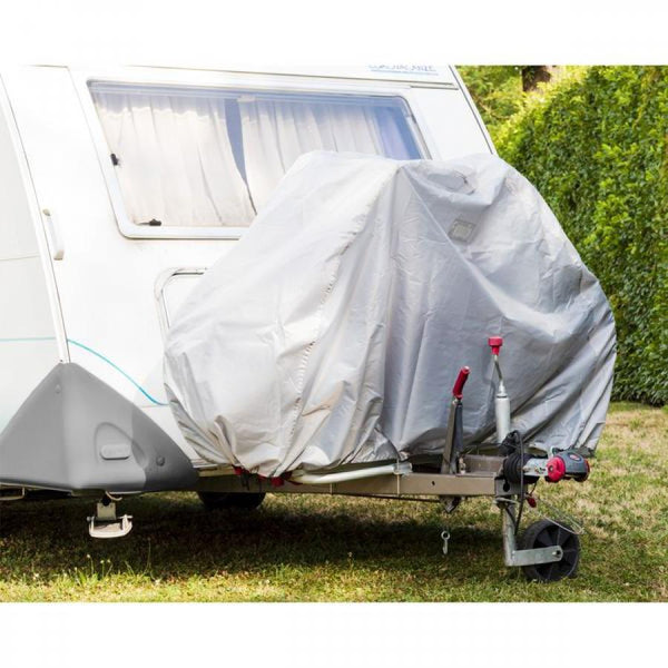 Fiamma Bike/Cycle Cover For Caravan 2 Bikes tow bar hitch front 08208C01-
