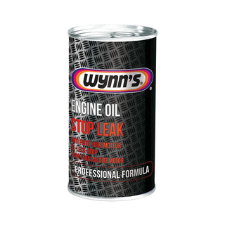 2x Wynns Professional Formula Engine Oil Stop Leak Treatment Additive 325ml - Bars4Cars