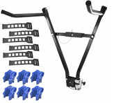fits Seat Altea 2004-2017 3 Cycle Carrier Rear Tailgate Boot Bike Rack Bicycle