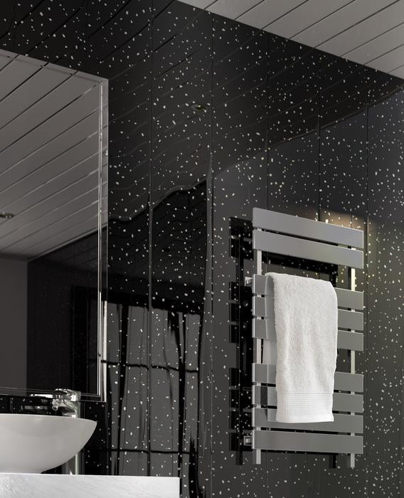 Black Galaxy Sparkles Cladding Panel