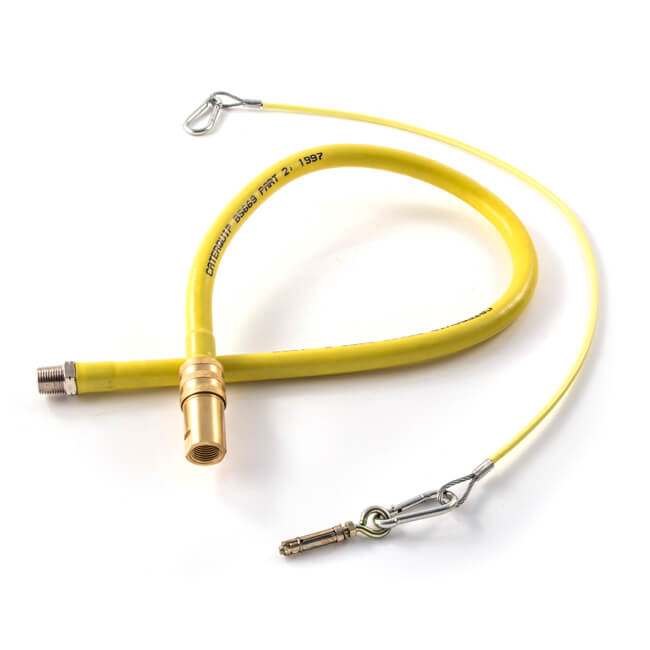 "Catering Hose 1/2"" X 1m Quick Release"