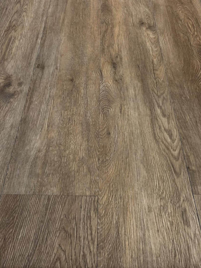 SPC Click Flooring Luxury Vinyl Planks - English Oak