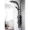 Hudson Reed Prophecy Dream Shower - Black/Chrome - A3321