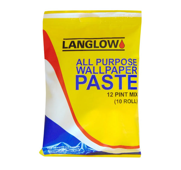 Langlow Wallpaper Paste - 12 Pint