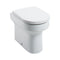 4 Piece Set Toilet,pan,Idon grey 500 Wc Unit