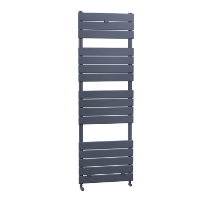 STRAIGHT ANTHRACITE RAIL RADIATOR 1512X500MM