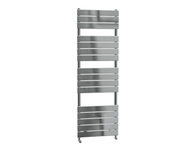STRAIGHT CHROME RAIL RADIATOR 1512X500MM