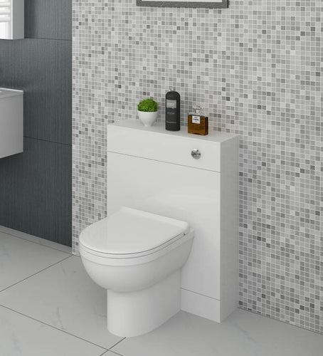 Venus 500×200 WC Unit White