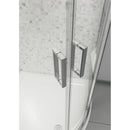 Quadrant Shower Enclosure Set 900 Tray