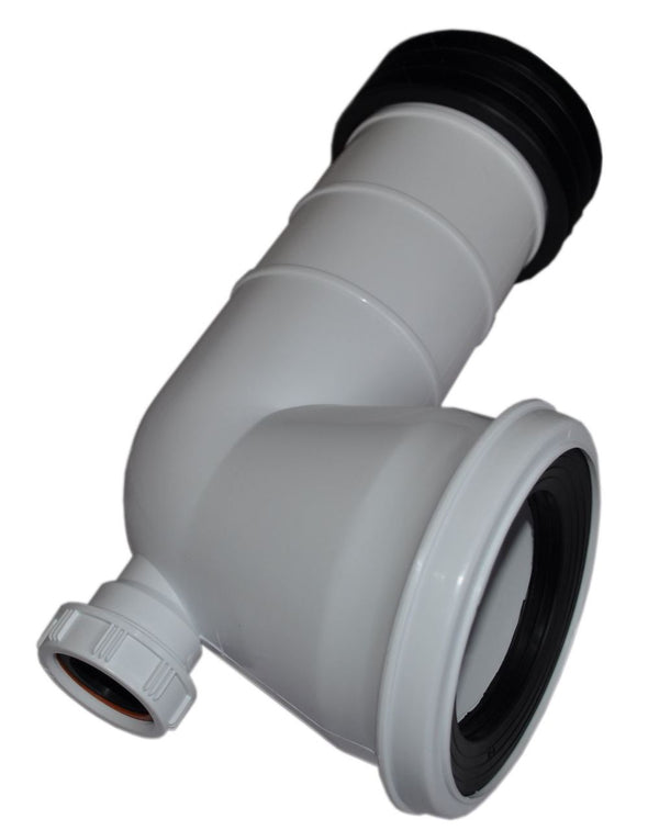 Pan Connector Bent 90 Degree With 32mm Boss