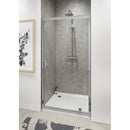 PIVOT SHOWER ENCLOSURE DOORS 900MM Door Only
