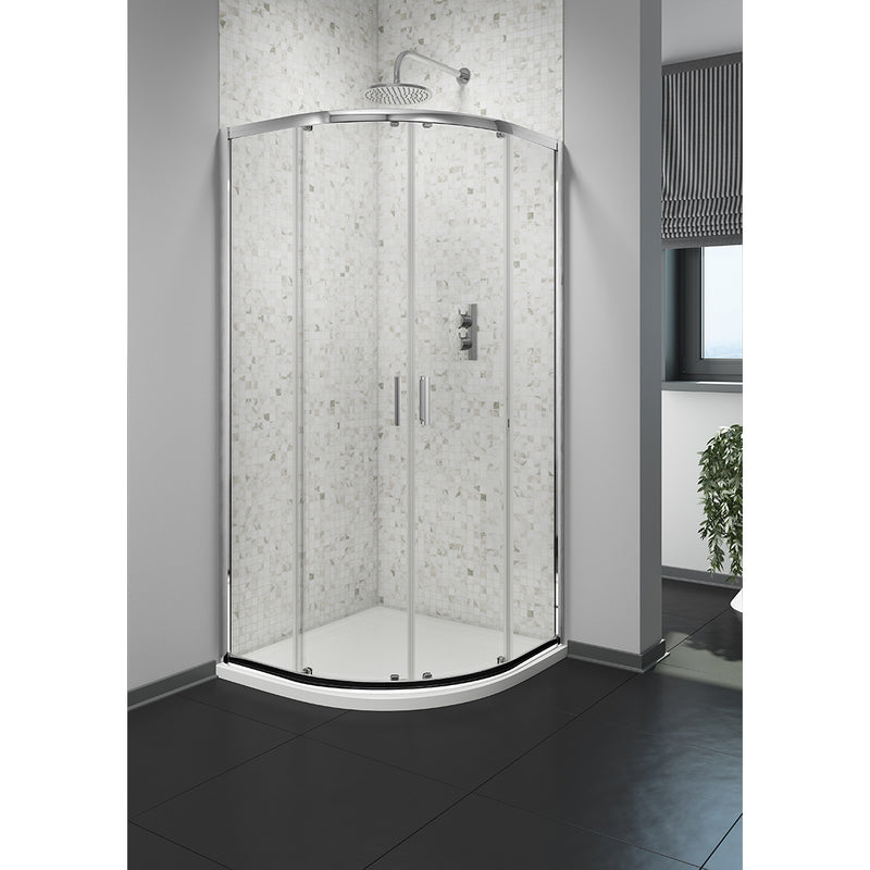 Quadrant Shower Enclosures 900X900mm Without Tray