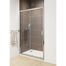 SLIDING DOOR SHOWER ENCLOSURE 1500MM Door Only