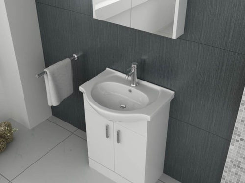 Mars 550 Unit and basin – White
