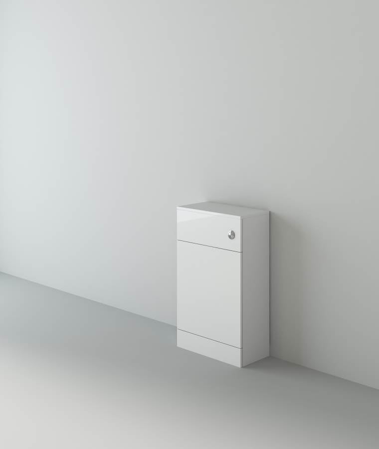 Star Range WC Unit White