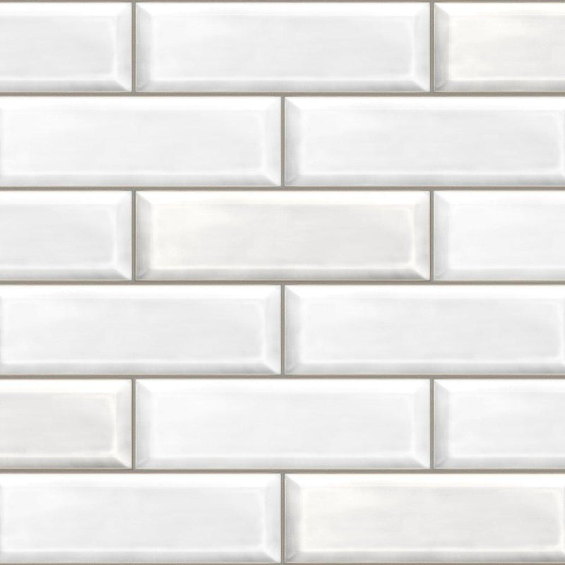 London Brick White 1M