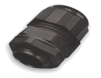 M20 Large 10-14mm IP68 Cable Gland Black