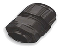 M63 37-44mm IP68 Cable Gland Black