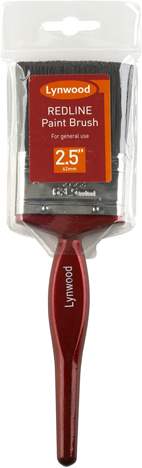 "Lynwood Redline Paint Brush 2.5"" - 62mm"