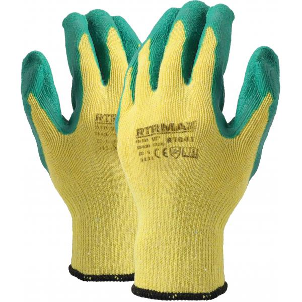 Builders Latex Gloves