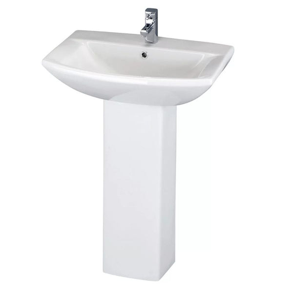 600mm  Basin & Pedestal