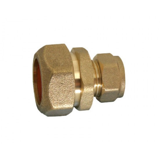 Poly To Copper Coupling (Above Ground)