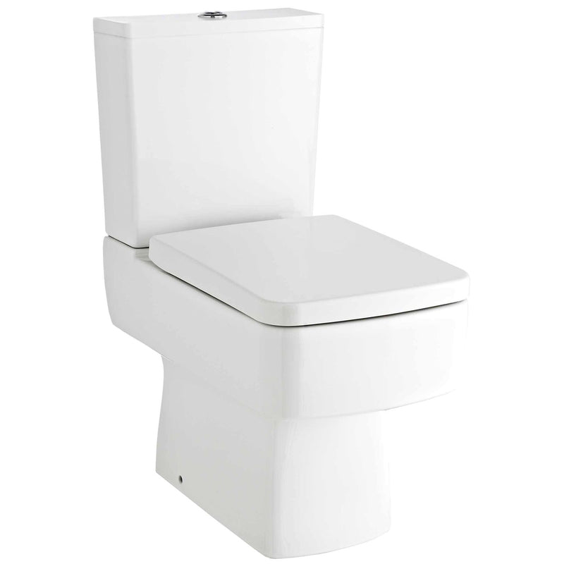 10 Piece Set Bath, Toilet, Basin & Pedestal