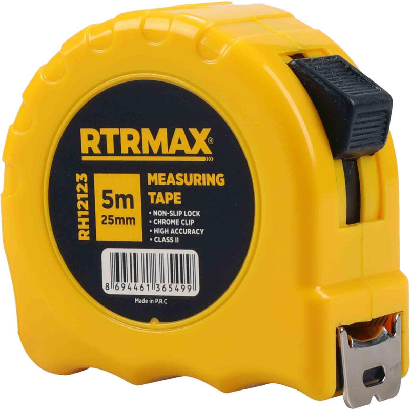 Rtrmax Measuring tape 7.5m - 25mm