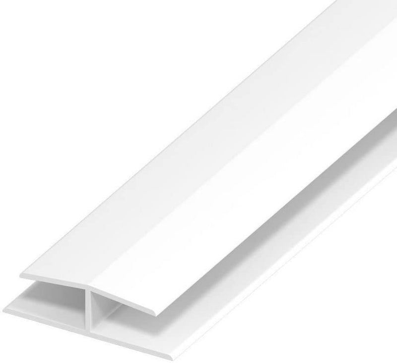 H Trim or Joining Strip (PVC 5m)