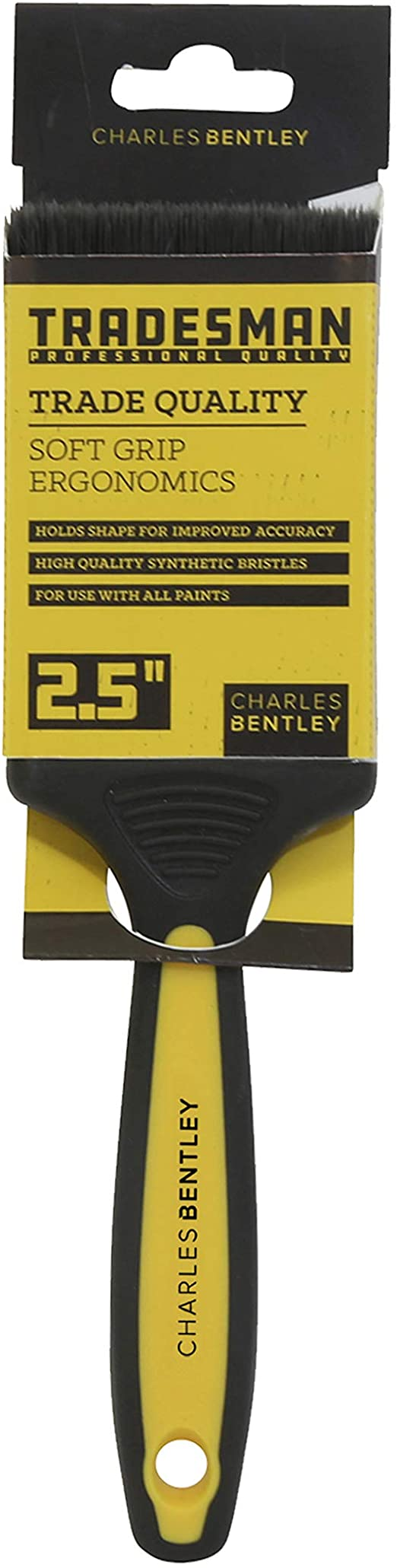 "Charles Bentley Tradesman Paint Brush 2.5"" - DY/990/2.5"