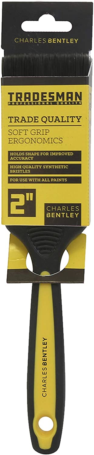 "Charles Bentley Tradesman Paint Brush 2"" - DY/990/2.0"