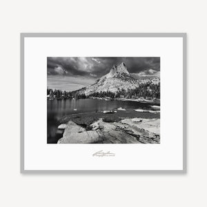 Custom Gray Frame for Yosemite Special Edition Photographs