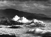 Breaking Waves, Pebble Beach