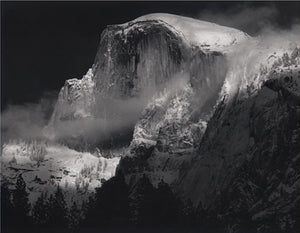 Portrait of Half Dome - Special Edition Photograph