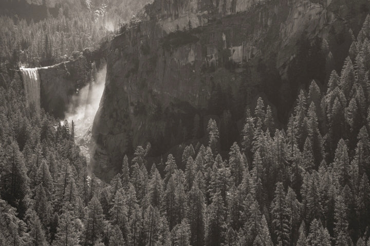 Vernal Fall from Sierra Point, 2017